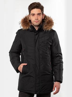 Куртка черная | 5607494