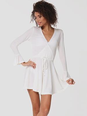 Сукня молочного кольору | 5536841