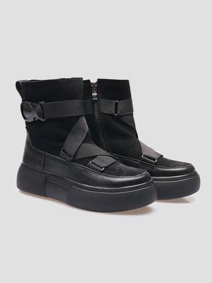 Ботинки черные | 5607518