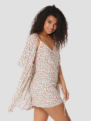 Комплект домашній: сорочка нічна і халат | 5607525