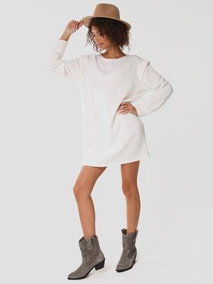 Сукня молочного кольору | 5607527
