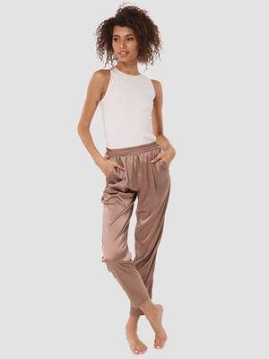 Штани коричневі | 5607537