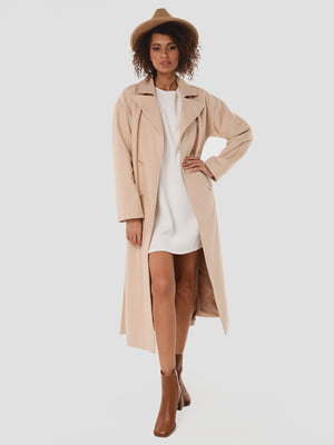 Пальто в «гусячу лапку» | 5607541