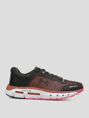 Кросівки чорні з логотипом HOVR INFINITE 3021396-107 | 5512633
