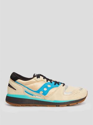 Кросівки комбінованого кольору | 5592103
