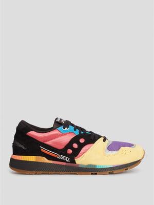 Кросівки комбінованого кольору | 5592104