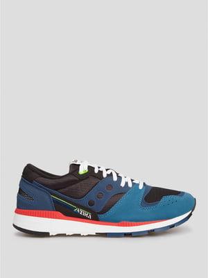 Кросівки комбінованого кольору | 5592107