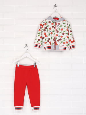 Костюм: толстовка і штани | 5608221