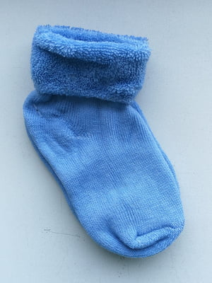 Шкарпетки сині  | 5608227
