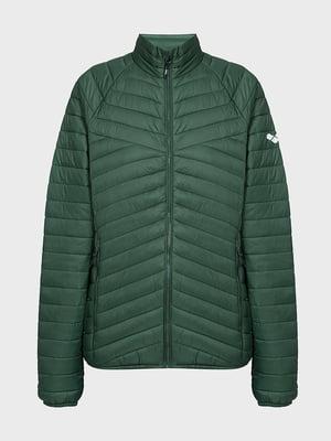 Куртка темно-зеленая | 5606462