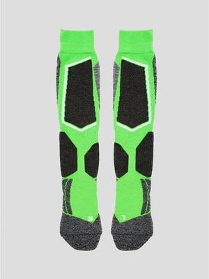 Шкарпетки комбінованого кольору | 5606501