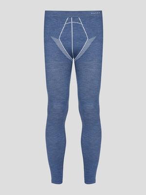 Термо-брюки синие   5606533