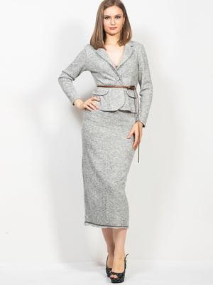 Костюм: жакет и юбка | 5608591