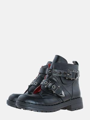 Ботинки черные   5603902