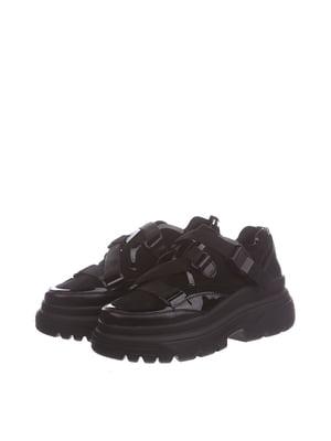 Кросівки чорні | 5489557