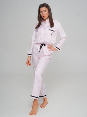 Пижама: рубашка и брюки | 5567001