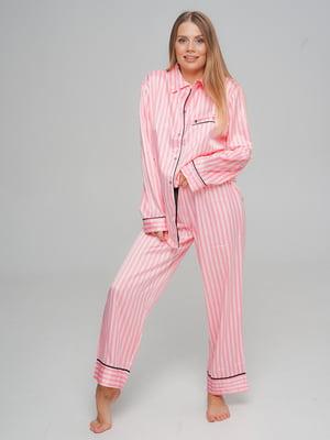 Пижама: рубашка и брюки | 5571051