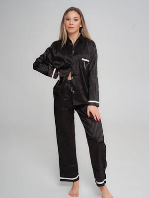 Пижама: рубашка и брюки | 5589467