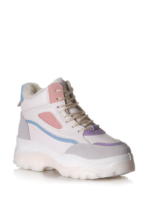 Кроссовки бежевые | 5608602