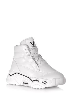 Ботинки белые | 5608610