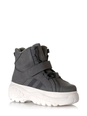 Ботинки серые | 5608617