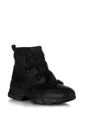 Ботинки черные | 5608625