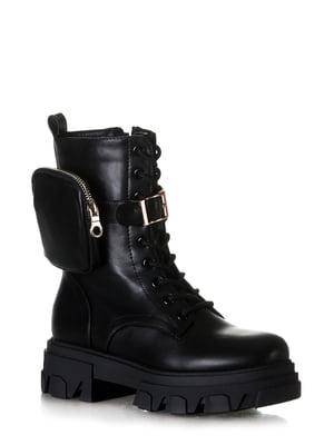 Черевики чорні | 5608626
