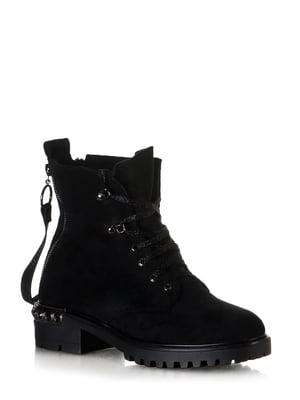 Черевики чорні | 5608627
