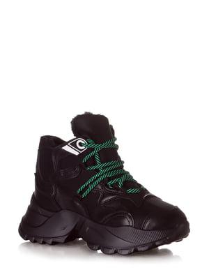 Кроссовки черные | 5608629