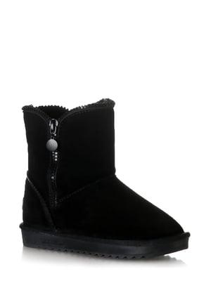 Полусапожки черные | 5608630