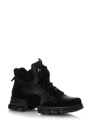 Черевики чорні | 5608633