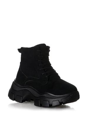 Ботинки черные | 5608634