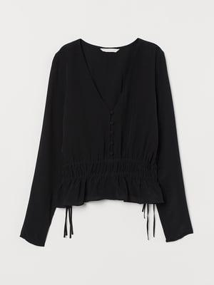 Блуза чорна | 5608278