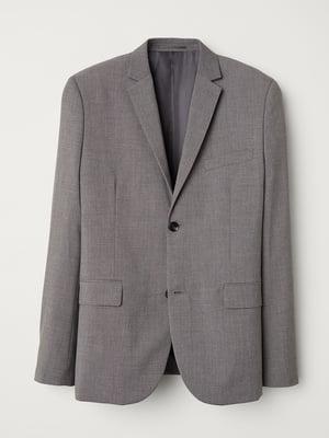 Пиджак серый | 5608707
