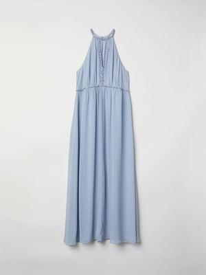 Сукня блакитного кольору | 5608853