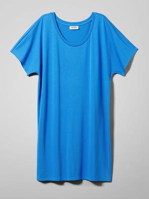 Платье василькового цвета | 5608863