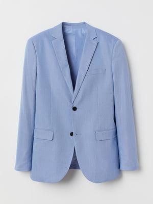 Пиджак голубой | 5608888