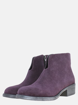 Черевики фіолетові | 5603892