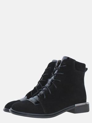 Черевики чорні | 5603893