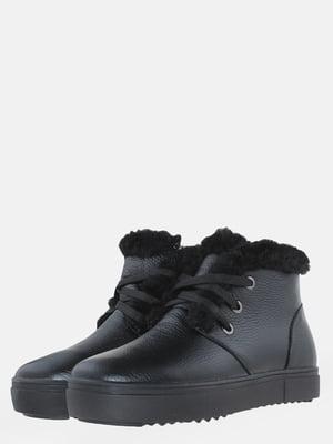 Черевики чорні | 5605408