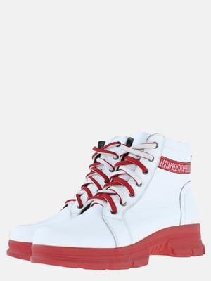 Ботинки белые | 5605413