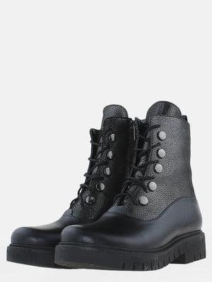 Черевики чорні | 5605415