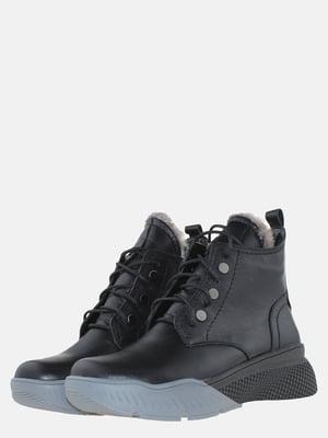 Ботинки черные | 5605417