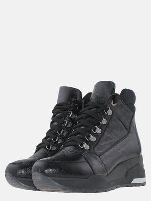 Черевики чорні | 5605418