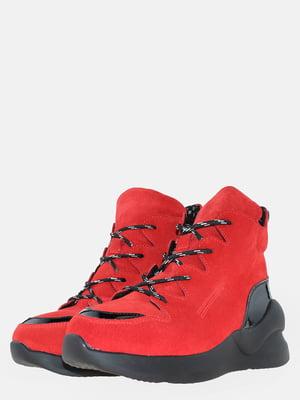 Ботинки красные | 5605459