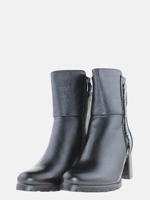 Ботинки черные | 5608939