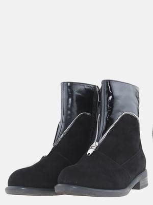 Ботинки черные | 5608941
