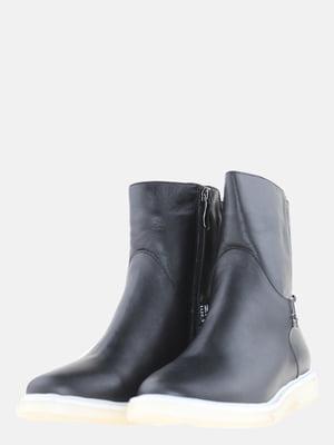 Ботинки черные   5608949