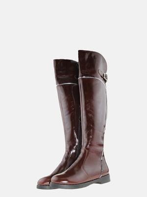 Ботфорты коричневые | 5608959