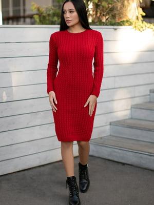 Сукня червоного кольору | 5609034